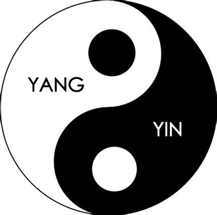 what does the yin yang symbolize someone told me this you are the yin to my yang what did she mean by that quora