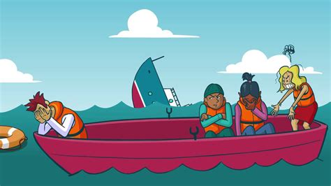 on the same boat learn english with klik2learn we re all in the same boat