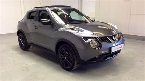 grey nissan juke bassetts nissan approved used cars