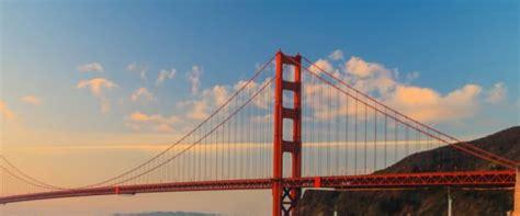 Modern Home Plan by Golden Gate Bridge San Francisco Ca