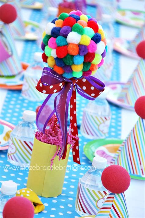 carnival table decorations www imgkid the image