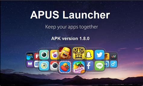 apus launcher full version apk apus launcher apk 1 8 0 free download for android