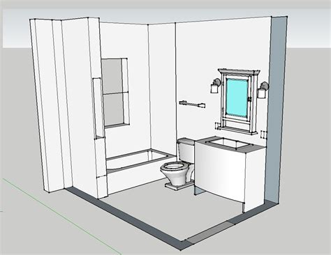 toilet electrical layout sketchup up and adam ries