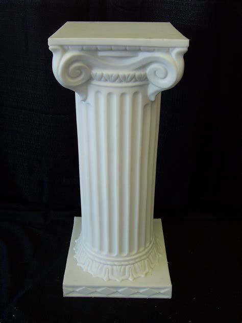 Grecian Columns Pillar Studio Design Gallery Photo