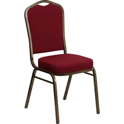 am bc burgundy fabric banquet chair the furniture family