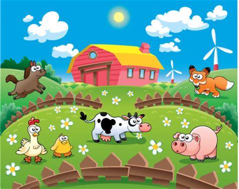 animals and farm vector vector animal
