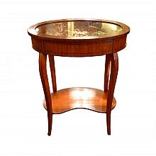 Circa Table Ls by Vitrines Keils Antiques New Orleans Since 1899