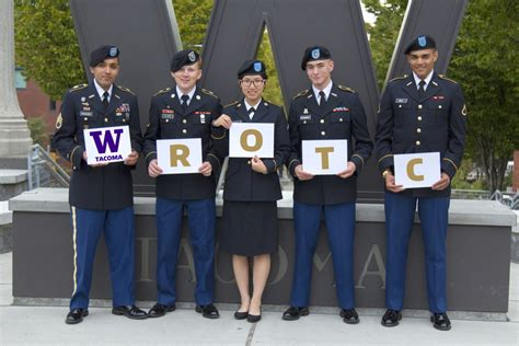 socratic definitions university of washington rotc uw tacoma