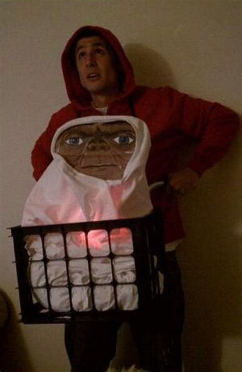 clever costume idea e t costume costume ideas costume ideas awesome and this