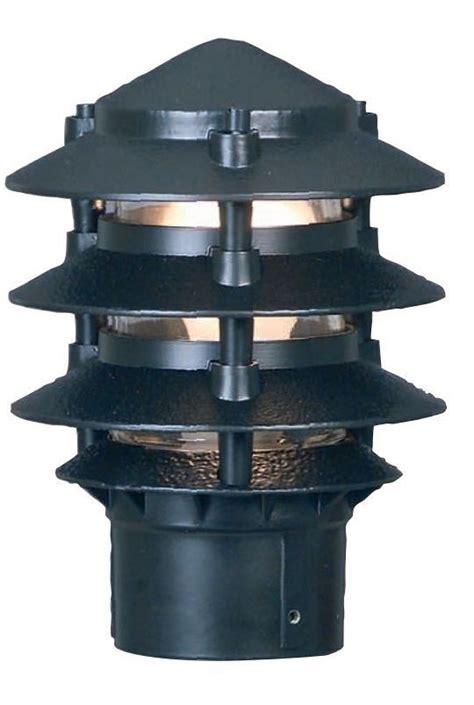 lighting australia pagoda pointed louvred outdoor light