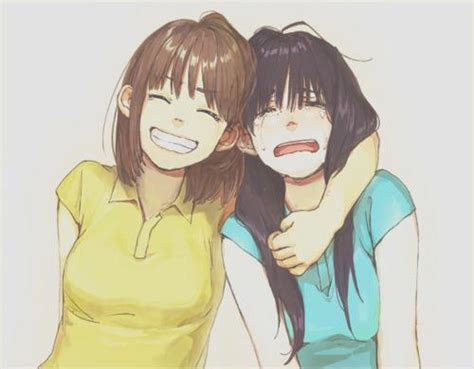 anime best friends myhelp pictures of friends
