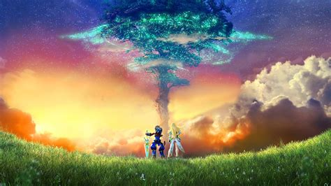 xenoblade chronicles  wallpapers hd wallpapers