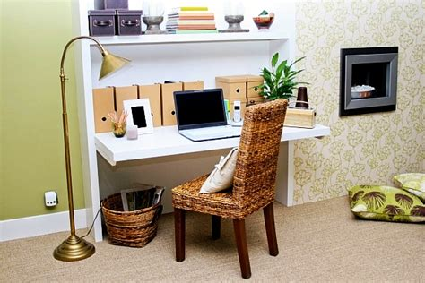 design works at home 20 home office decorating ideas for a cozy workplace