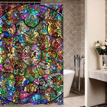 disney shower curtains best disney shower curtain products on wanelo
