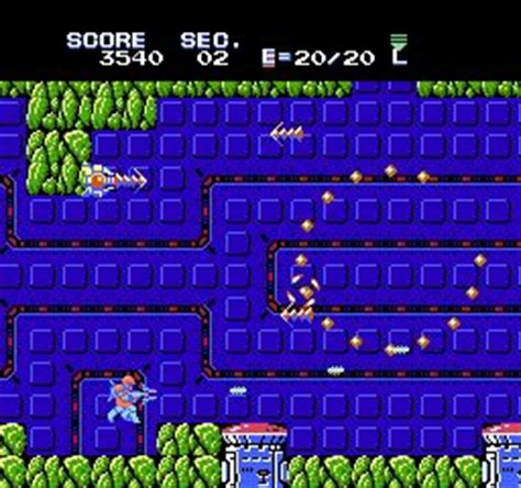 Section Z Arcade by Section Z Nes Arcade Capcom Metroid Section Z Retro Age