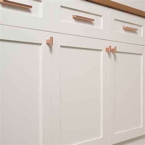 Copper Kitchen Cabinet Hardware Copper Door Handles For Kitchen Cabinets Quicua