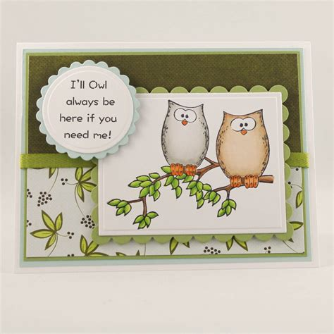 Thinking Of You Handmade Cards - handmade thinking of you card friendship card by triocards