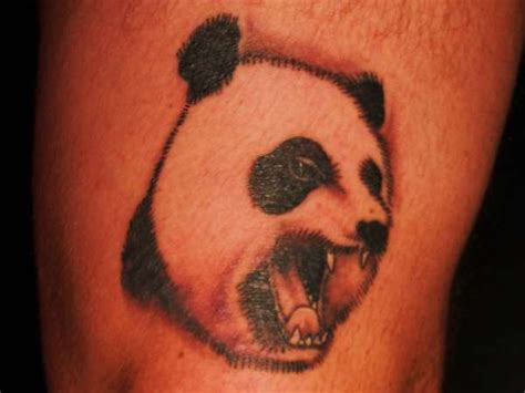 panda tattoo cover up angry panda bear foto bugil bokep 2017