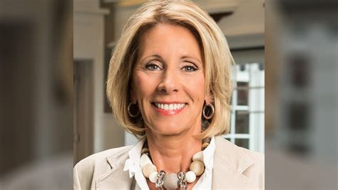 betsy decos 6 things to know about betsy devos washington week
