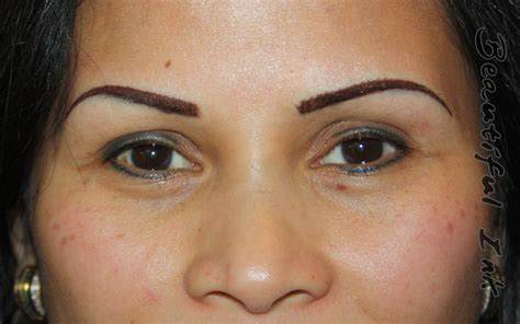 eyeliner tattoo disappeared missing eyebrows permanent makeup medical tattooing