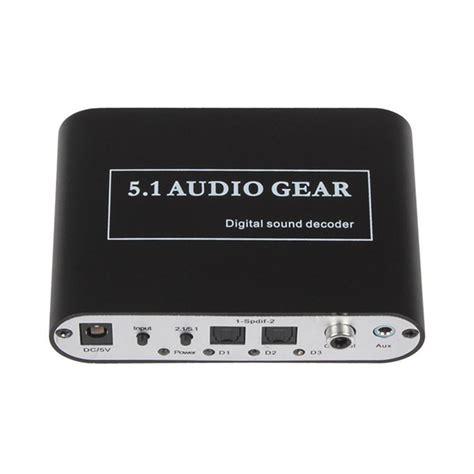 digital audio decoder  audio gear dtsac ch audio