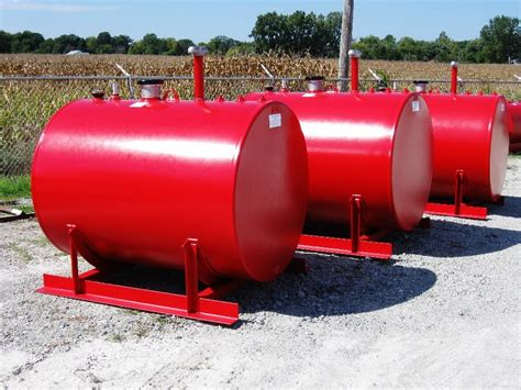 Single Wall Steel Storage Tanks Stafco Metal Fabricating Equipment Storage And Processing