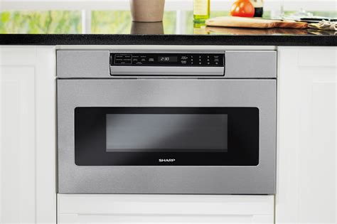 sharp microwave drawer oven jlc