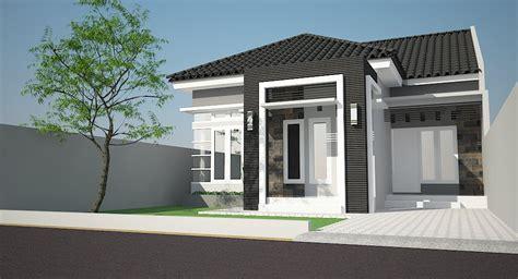 model atap rumah minimalis yang elegan dan indah idea rumah idaman