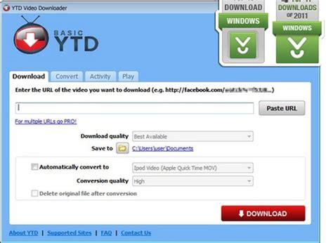 descargar software gratuito sites descarga de software ytd video downloader software gratis para descargar