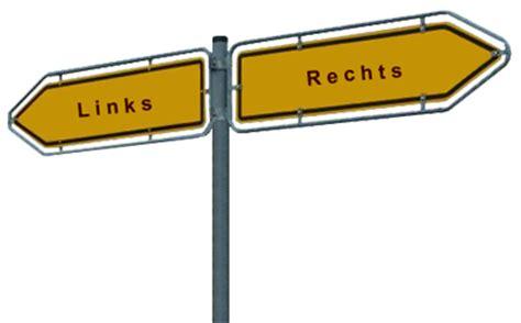 Anschreiben Adrebe Links Oder Rechts Was Ist Rechts Und Was Ist Links Michael Mannheimer