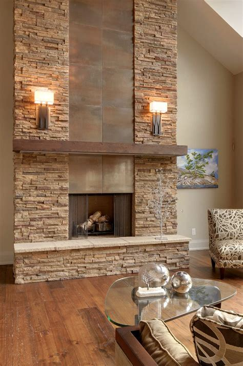 Walnut Kitchen Designs austin stone fireplace living room contemporary with