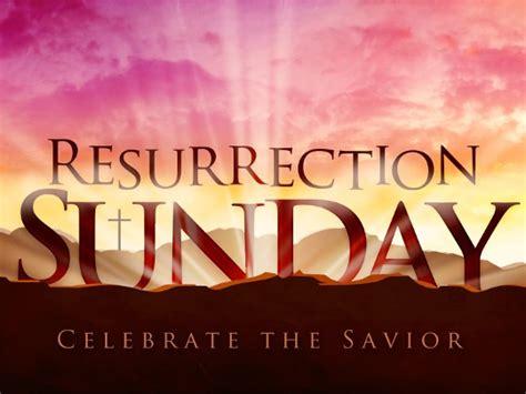 easter sunday service decorations communio frrick resurrection sunday