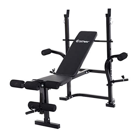 lifting benches superbuy adjustable weight lifting multi function bench