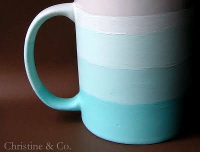 Scrumptious Pop Nosh Linkage by Ombre 9 Mug Makeovers Lifestyle
