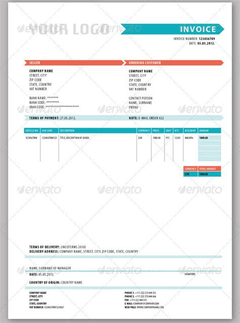 delivery invoice template how to dvd on mini freehollywood