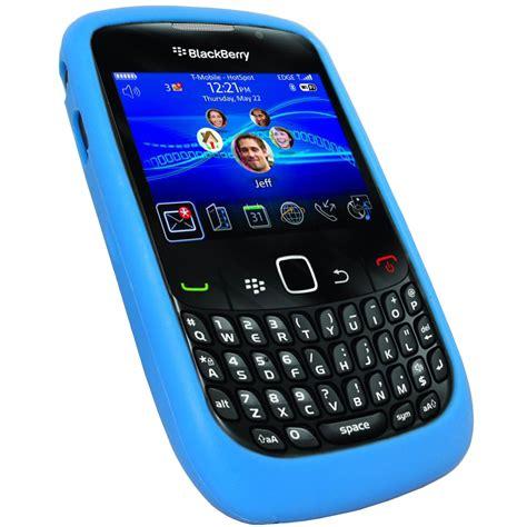 reset bb gemini edge blue silicone skin case for blackberry curve 8520 gemini