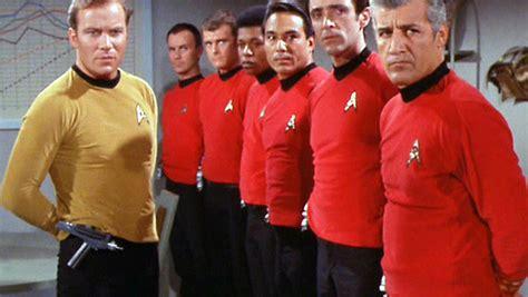 star trek  redshirt death ranked  worst