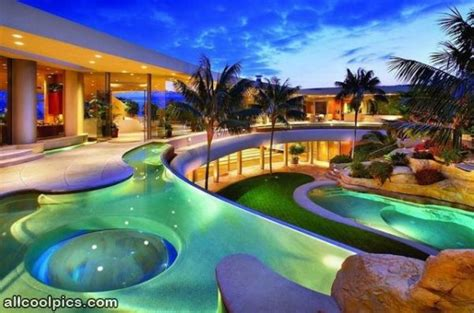 cool houses with pools cool pool cool pictures