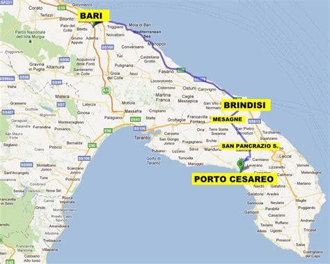 come arrivare a porto cesareo come raggiungere porto cesareo e torre lapillo venendo da