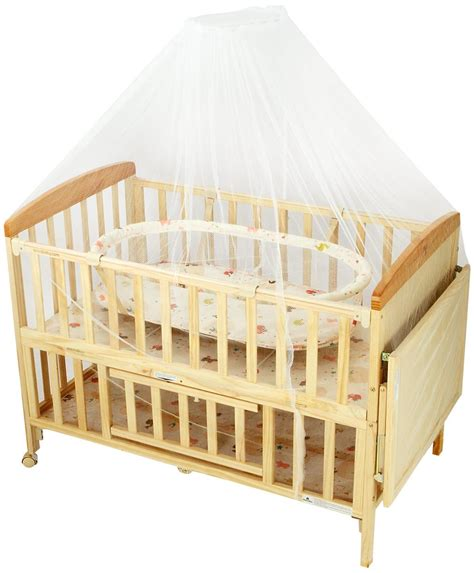 Baby Cribs India by Buy Goodbaby Baby Cot With Bassinet In India Best