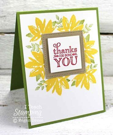 Easy Handmade Thank You Cards - easy handmade thank you cards i teach sting