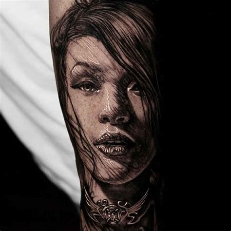 realism tattoo artist stefano alcantara realism from peru inkppl