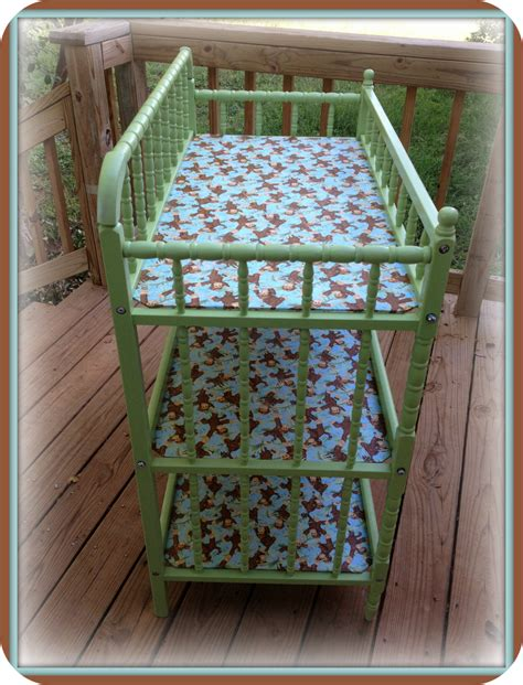 what to do with changing table after baby fresh juniper diy baby changing table makeover a tutorial