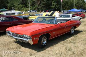 picture of 1968 chevrolet impala convertible