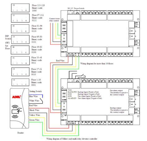 residential elevator wiring diagram 28 images