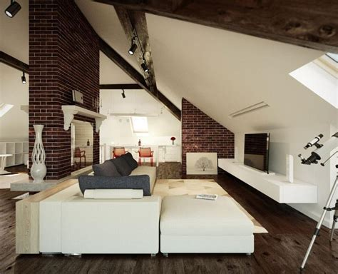 attic room design 20 beautiful attic living room design ideas rilane