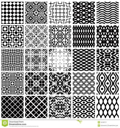 svg pattern ie geometrische nahtlose muster vektor abbildung