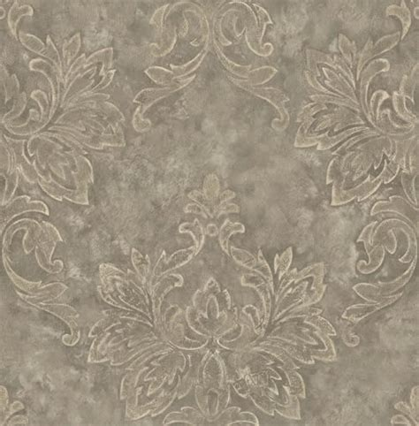faux wallpaper painting darlene s damask faux paint effect wallpaper fax 38935