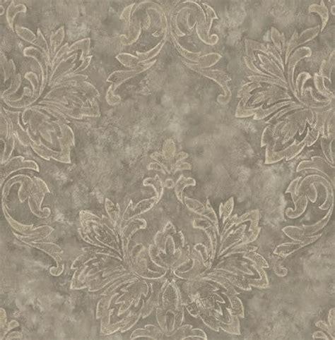 faux paint wallpaper darlene s damask faux paint effect wallpaper fax 38935