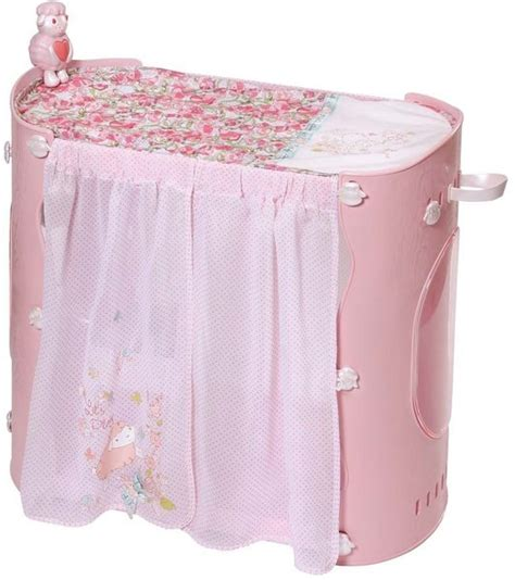 baby born wardrobe and changing table baby annabell 2 in 1 baby unit wardrobe changing table